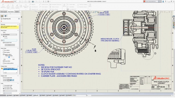 SOLIDWORKS-2020-detailing-teknik-resim
