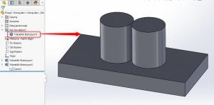 Ölçüde Yapılan 0.0001 mm Değişiklik Sonucunda Oluşan Tek Gövde