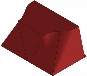 Yanlış loft geometrisi