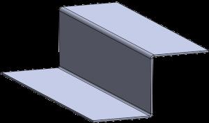 Örnek bükümlü sac parça