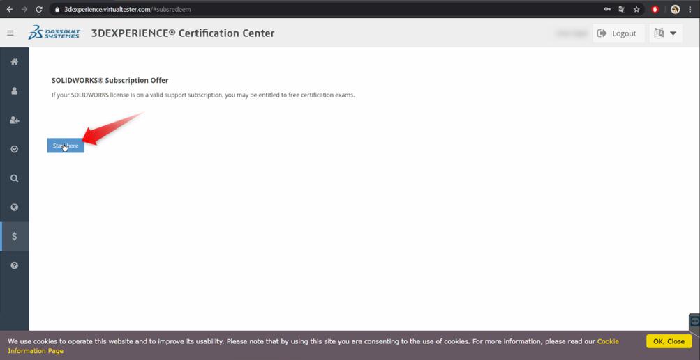 3dexperience offer sertifikasyon sınav kodu solidworks cswa