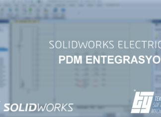 Electrical PDM entegrasyonu