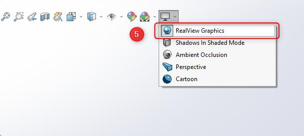 Realview Grafik Özelliğinin Kontrolü