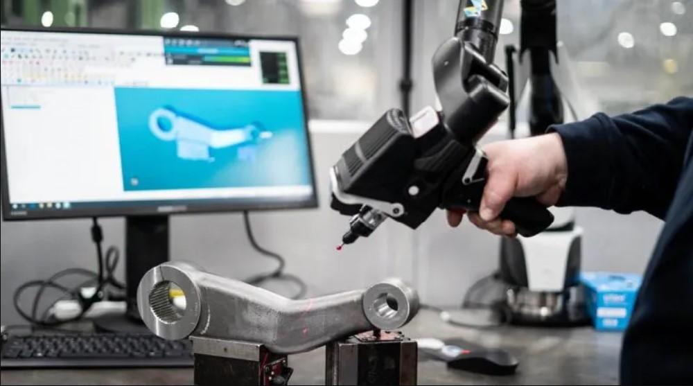 3D Laser Scanner 3 Boyutlu Lazer Tarama