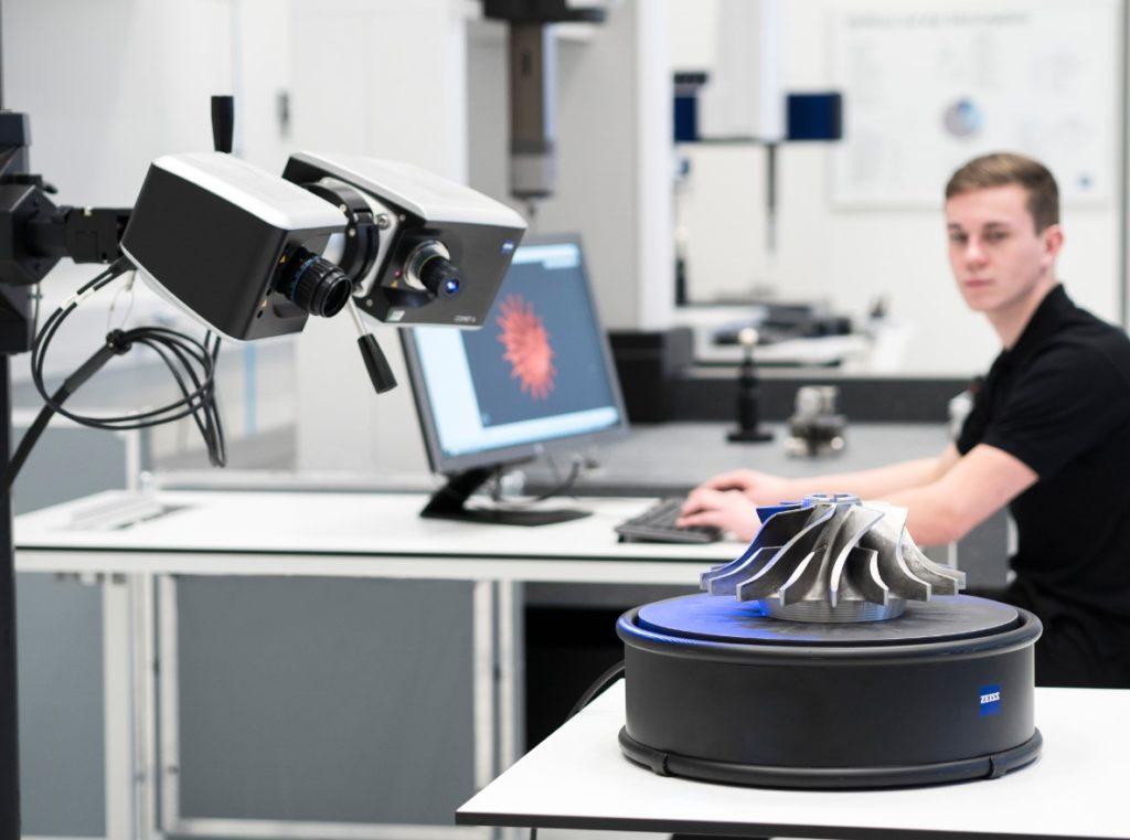 3D Optical Scanner 3 Boyutlu Optik Tarayıcı