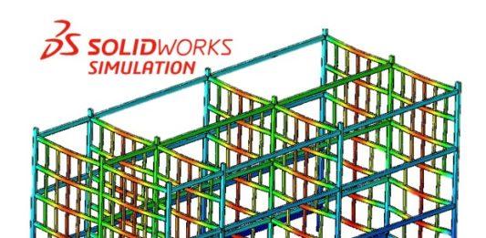 SOLIDWORKS Simulation Statik Analiz