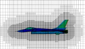 flow simulation mesh