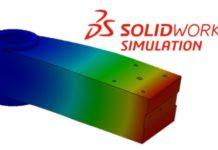 Taşıyıcı Blok SOLIDWORKS Simulation