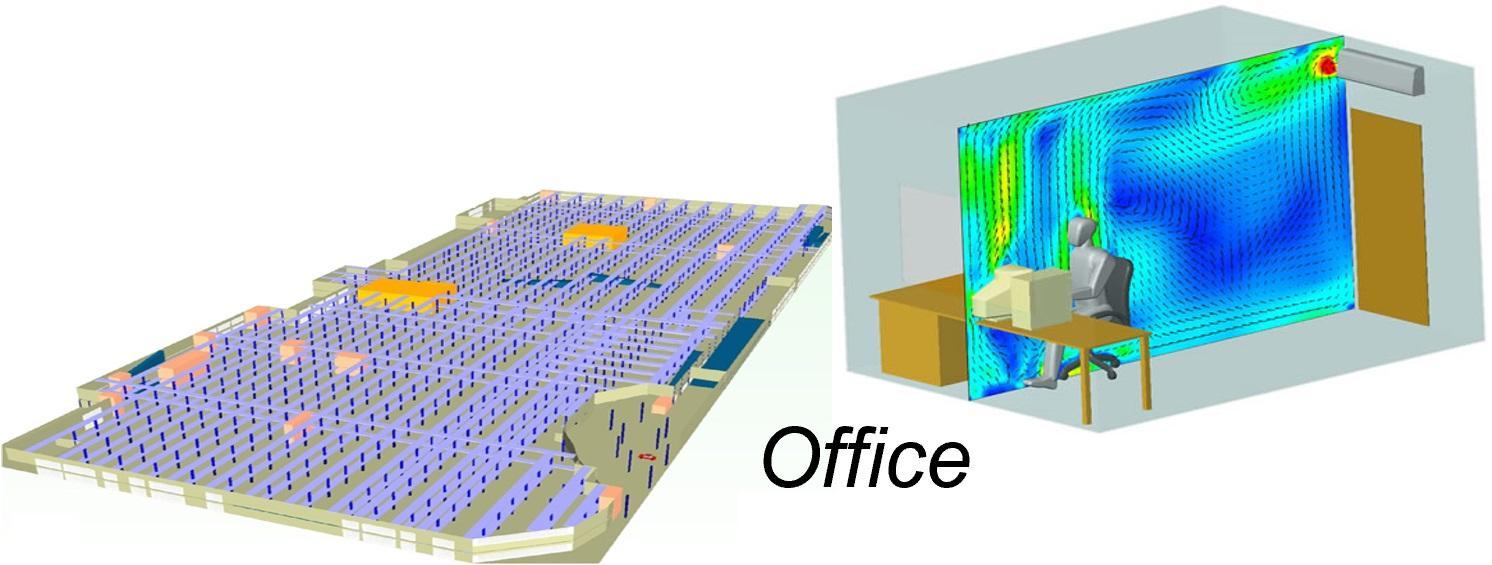 Ofis HVAC Analizi